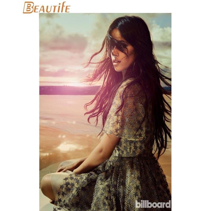 Custom Camila Cabello Silk Poster Wall Decor