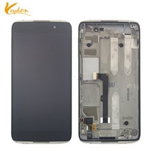 "5.2"" For BlackBerry Dtek50 DTEK 50 LCD Display Touch Screen Digitizer Assembly With Frame/NO Frame Replacement Parts(China)"