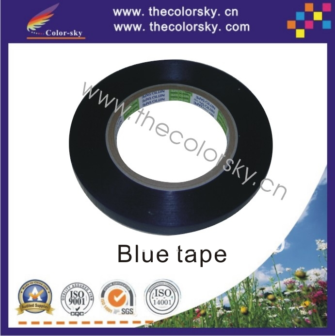 (ACC-33) sealing blue tape for ink cartridge for hp for lexmark for canon for Dell for Samsung for kodak 100M*13MM free shipping<br><br>Aliexpress