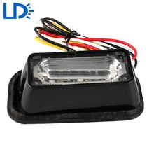 High quality 12V  LED Car Emergency Beacon Light Bar LED Strobe Light Waterproof Warning Light Universal for Car Styling