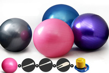 pvc 75cm big size yoga Pilates ball gym exercise practice training balls indoor therapy massage Fitness lose weight