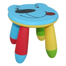 Children Chair Anti-Slip Cartoon Kids Chair Stool ABS Seat Baby Support Seat Sofa Photography Prop Chairs Kids Toys Chair(China)