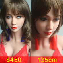Top Quality Sex Doll Japanese Love Doll with Perfect Body Real Silicone with Metal Skeleton Lifelike Masturbator Sex Doll(China)