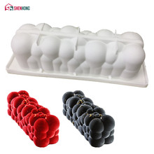 3D Silicone Cake Mold(China)