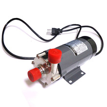 New Magnetic Drive Pump 15R With Stainless Steel Head,Homebrew Pump with CE Certification ,110V US Plug