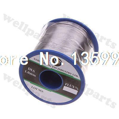 1.0mm 800g High Quality Tin Lead Rosin Core Solder Soldering Wire 60/40<br>