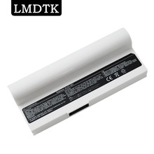 LMDTK WHITE laptop battery For Asus Eee PC 901 904 904HD 1000 1000H 1000HA AL23-901 AL22-901 AP23-901 6 CELLS Free shipping(China)