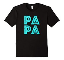 Papa | Dad & Grandpa Gifts | Father's Day Gifts & T-Shirts Round Neck Women T Shirts Fashion 2017 Funny 100 % Cotton(China)