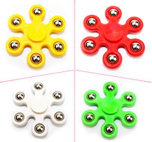 Buy Hand Spinner EDC ABS Fidget Spinner Cube Anti Stress Puzzle Toy Kid Adult Finger Spiner Super Gift for $1.47 in AliExpress store