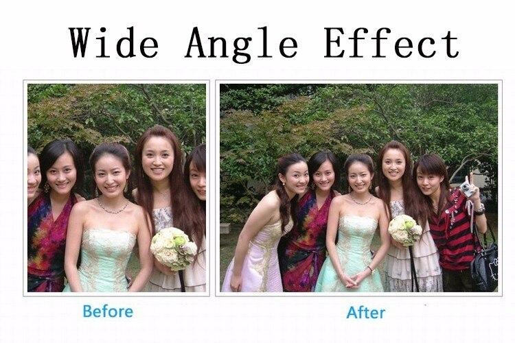 12in1 Camera Lens Kits 8x Zoom Telephoto Lentes Fisheye Wide Angle Macro Lens For iPhone 5 5C 5S SE 6 6S 7 Plus 8 X Phone Lenses 23