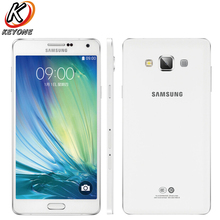 "Buy New Original Samsung GALAXY A7 A7100 LTE Mobile Phone 5.5"" 3GB RAM 16GB ROM Snapdragon 615 Octa Core Android 13MP 3300mAh Phone for $249.99 in AliExpress store"