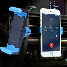 Universal 360 Car Holder Mini Air Vent Mount Cell Phone Mobile Holder  For iPhone 5 6 6s 7 GPS Bracket Stand Support Accessories