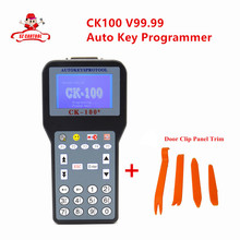 Hot sale CK100 Auto Key Maker CK 100 V99.99 CK100 Key Programmer CK-100 Add Pin Code Service No Tokens Limitation + car tool