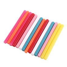 14pcs/Lot Mix Color Hot Melt Glue Stick Adhesive Sticks Kit Craft Attaching DIY Tools(China)