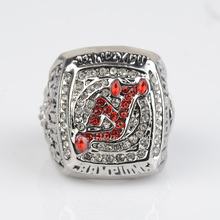2013 NHL New Jersey Devils Replica Ice Hockey Solid Championship Rings Size 11
