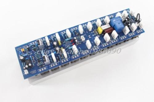 Assembled 1200W Powerful amplifier board/mono amp board with heatsink -SN<br><br>Aliexpress