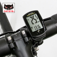 CATEYE Original STRADA CADENCE CC-RD200 Wired GPS Cycling Bike Computer Speedometer Sets With 9 Functions Black(China)