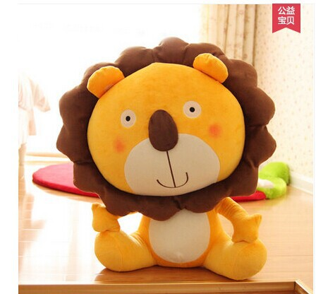 about 40cm cartoon lovely lion plush toy,b9979<br><br>Aliexpress