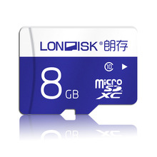 Londisk Micro SD Card 8GB Class 10 Memory Card UHS-1 Microsd for Smartphone Tablet(China)