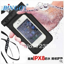 Waterproof PVC Bag Underwater Pouch for highscreen boost ii 2 mobile phone Watch Digital Camera ect case Free shipping New item