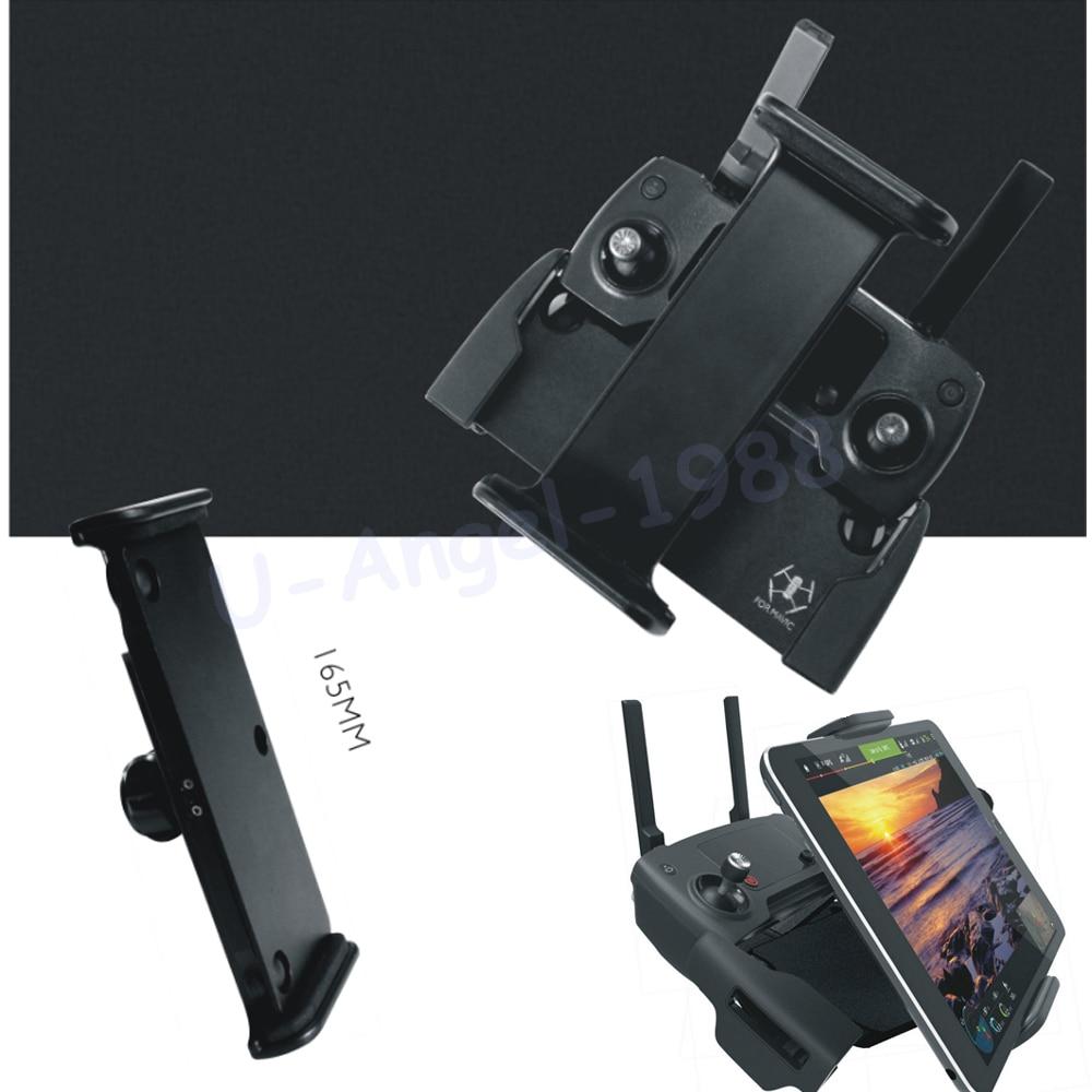 1pcs Mavic Pro Accessories Remote Controller Bracket Tablet Phone Holder For DJI Mavic Pro Mount Stretch Bracket Clip<br><br>Aliexpress