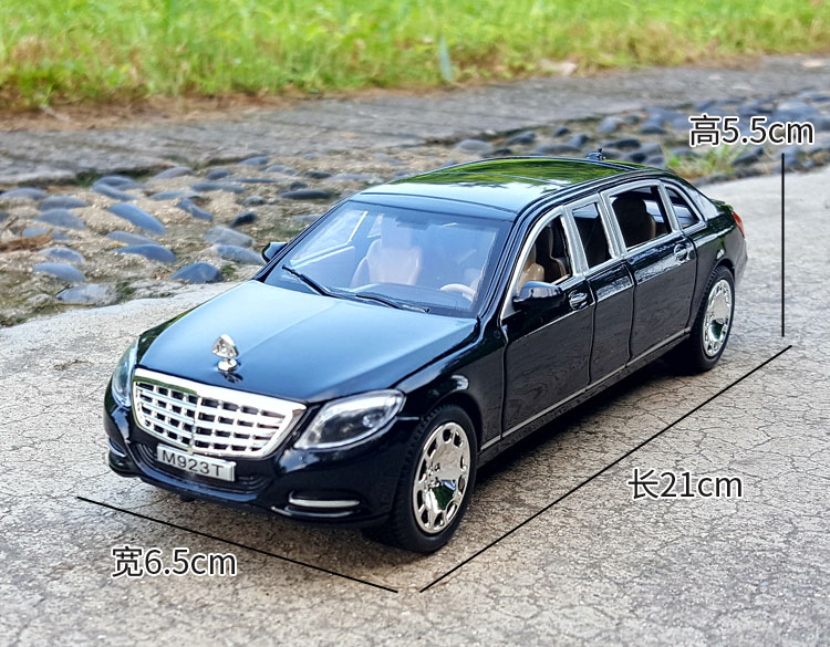 124 XLG TheBenz Maybach S600 Extended (21)