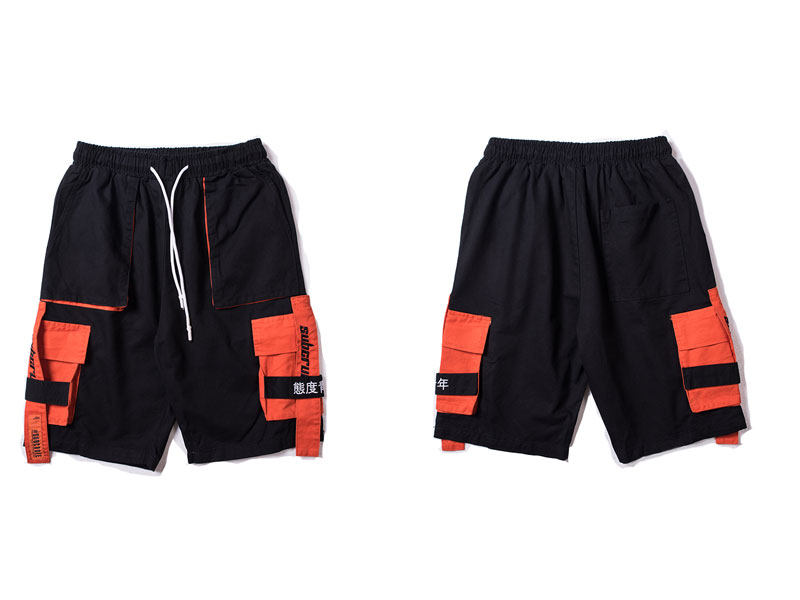 Multi Pockets Cargo Shorts 2