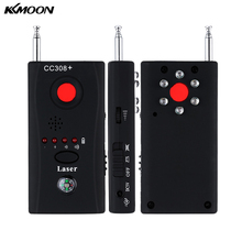 Full Range Anti-Spy Bug Detect RF Signal Detector CC308+ Wireless Camera GSM Device Finder FNR Full-frequency Detector