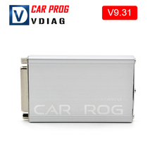 Carprog Full V9.31 With Softwares Activated And All Adapters Repair Car Prog V9.31 Tool Radios Odometer Dashboards Immobilizer