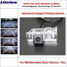 Liislee 860 Pixels Car Rear Back Up Camera For Mercedes Benz Valente / Vito Rearview Parking Dynamic Guidance Tragectory(China)