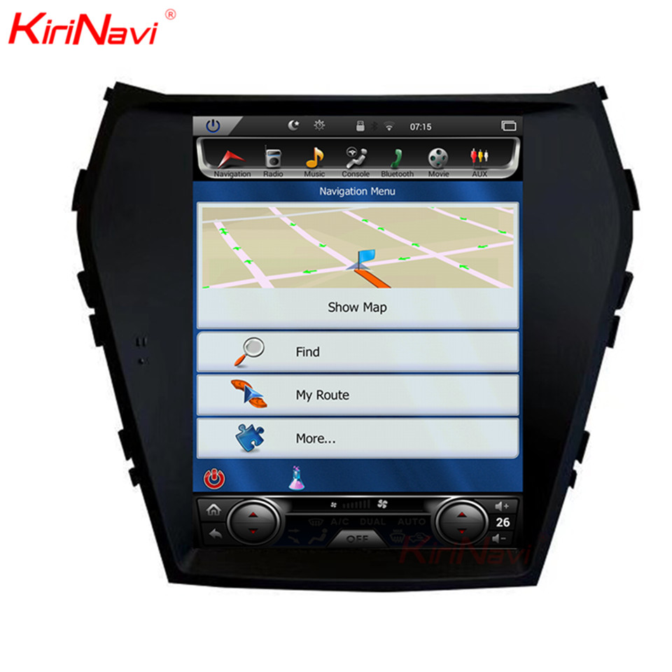 for hyundai ix45 santa fe navigation (4)