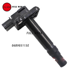 06B 905 115E Car Ignition Coil for VW Passat Golf Jetta Bora Audi A3 A6 A8 TT 1.8 3.7 4.2 06B905115E 06B905115