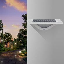 16 SMD5730 Super Bright LED Xinree Solar Light with PIR Motion Sensor Wall Lamp Garden Pathway Patio Waterproof IP65(China)