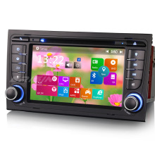"7"" Special Car DVD for Seat Exeo 2009-2013 with External WCDMA 3G Dongle Support & 500GB Mobile Hard Disk Support"