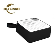 HIJUNMI wireless bluetooth portable speaker aux loudspeaker receiver for phone shower Waterproof mini Vibrator MIC reproductor
