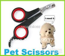Best price 300pcs/lot # Stainless Steel Pet Dog Nail Clippers Scissors Grooming Trimmer For Dog Cat(China)