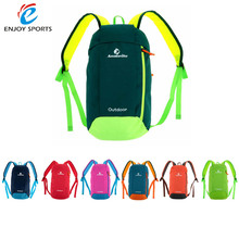 Climbing Bags 10L Outdoor Backpack Leisure Sports Bags for Cycling Traveling Hiking Mountaineering Unisex Kids Pack