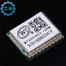 WT2003B02 MP3 Voice Chip Sound Module USB Interface 3.3V TTL level DC 3-5.5V Support WAV/MP3