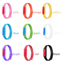 Summer Useful Anti Mosquito Pest Insect Bugs Repellent Repeller Wrist Band Bracelet(China)
