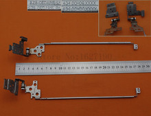 New Laptop Hinges for Dell 3541 3542 PN:L:434.00H08.XXX R:434.00H09.XXX Left & Right LCD Hinges