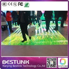 6pcs p4.62 led dancing floor mirror led display screen led panel stage show 500x500mm SMD1921
