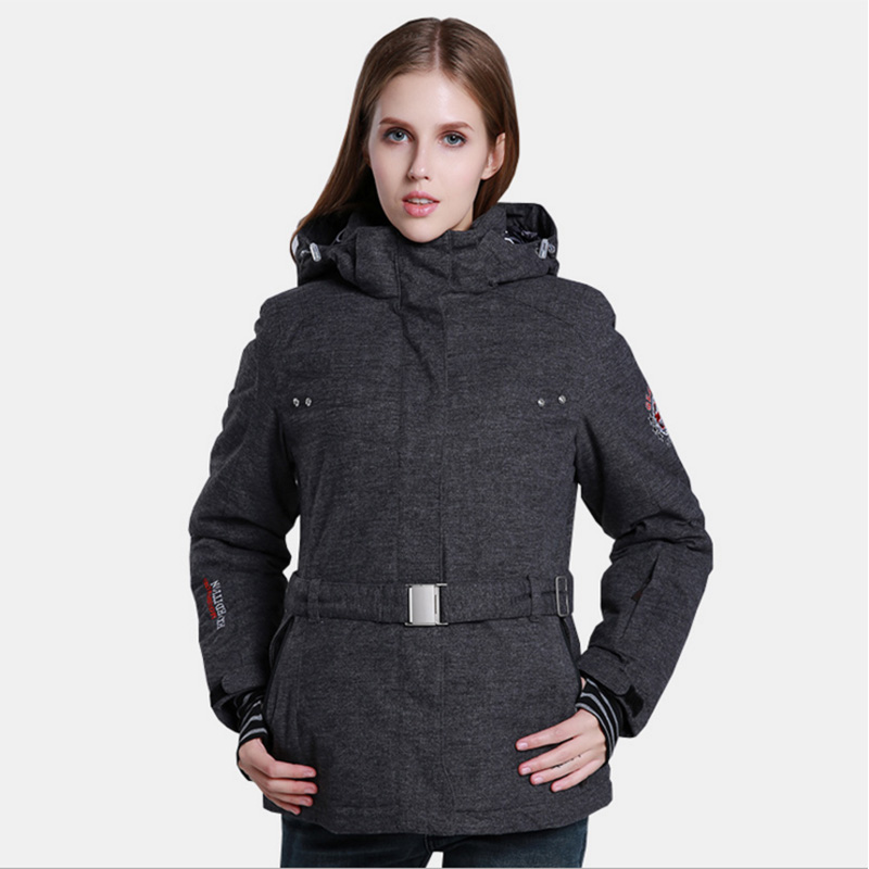 New Skiing Sets Jackets Women Ski Suits Jackets Snowboard Clothing XL / XXL Snowboard Ski Jacket Waterproof Breathable Wind Warm<br><br>Aliexpress