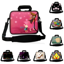 Best Sellers Wholesale Cases 13 15 15.6 17 14 12 10 10.1 inch Shoulder Laptop Messenger Bags For HP Envy/Stream Samsung Galaxy