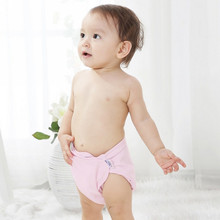 New Arrival High Quality Baby Bamboo Diapers / Infant Cloth Diaper Bamboo Fiber Double Pocket Flaps Washable Reusable Diapers