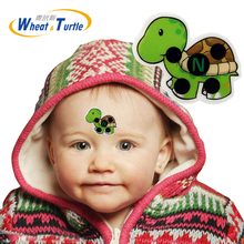 4Pcs/Lot Turtle Cartoon Infant Baby Safety Care Forehead Thermometers Digital Body Fever Medical Thermometer For Children Kids