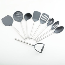 2016 New Kitchen Supplies 9pcs Nylon Kitchenware Set WITH Nine Function Cooking Tools Set Good Kitchen Helper Hot Sale(China)