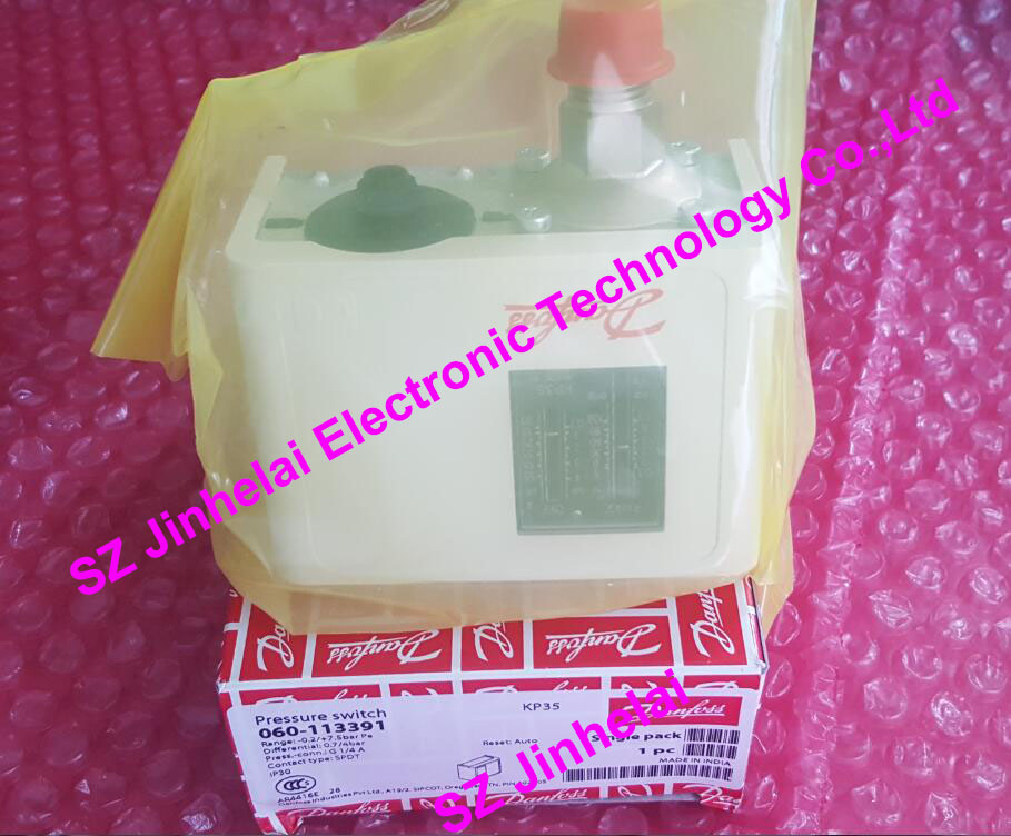 KP35 060-1133 (060-113391)  New and original  Pressure controller switch relay Pressure switch    G1/4, -0.2~7.5bar<br>