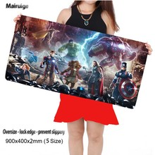Mairuige Free Shipping Movie 300x900mm Extended Gaming Wide Large Movie Mouse Pad Big Size Desk Mat High Quality(China)
