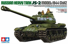 "TAMIYA 35289 1/35 JS-2 ""Stalin"" Soviet heavy tank model"