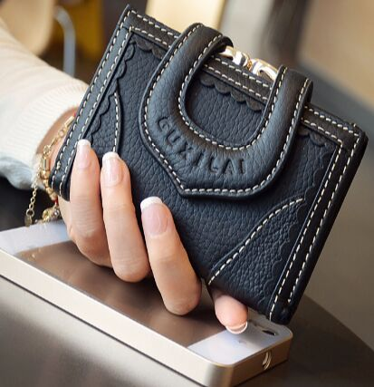 Genuine Leather Women Brand Women Wallets 2017 Fashion Designer Short Wallets Female Clutch Handbag Gift Cards Coin Purse Wallet<br><br>Aliexpress